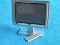 Small Plasma TV on stand - M107