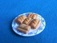 Sausage Rolls Plate - F271