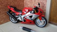 Motorbike - X Motor - Red