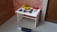 Hobby Table - RC Car Yellow