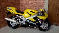 Motorbike - Suzuki GSX-R600