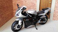 Motorbike - Yamaha YZF R1 - Silver
