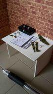 Hobby Table - Plane Kit - Camoflauge