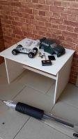 Hobby Table - RC Car Green