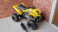 Quad Bike - Yellow