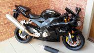 Motorbike - Kawasaki Ninja - Black