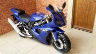 Motorbike - YAMAHA YZF R1 - BLUE