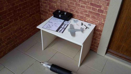 Hobby Table - Plane Kit - Primer