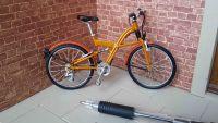 BMW Q5-T Orange Mountain Bike