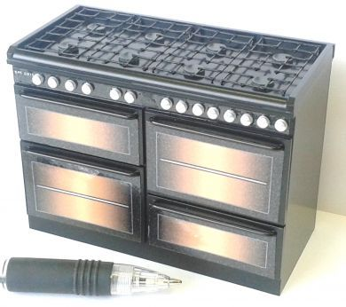 Black Range Cooker