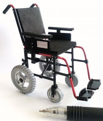 M189 Standard 'Manual' Wheelchair