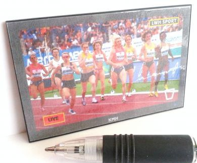 Big Screen Women's Athletics - M222W