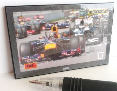 Big Screen Formula 1 - M223