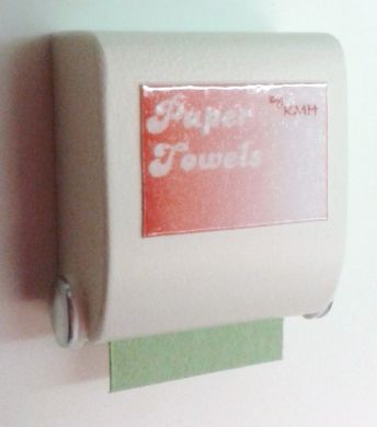 Hand washing Paper Towel Dispenser - M235