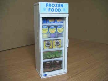 Frozen Foods Cabinet - CH11
