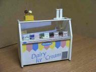 Ice-Cream Display Cabinet - CH3