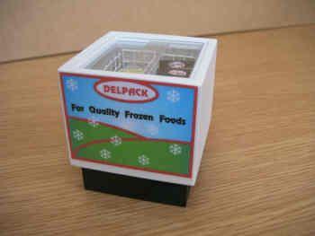 Frozen Foods Freezer