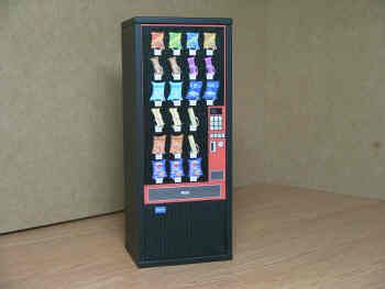 Sweets Vending Machine