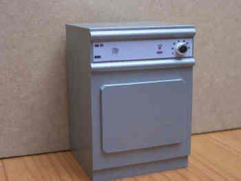 Tumble Dryer  silver - DA23