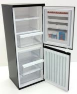 Fridge Freezer 'Black' - DA31