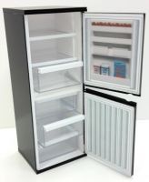 Fridge Freezer 'Black'