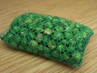 Sprouts in a net sack - F116
