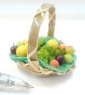 Basket of Mixed Fruit