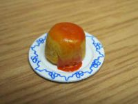 Treacle Sponge Pudding - F202