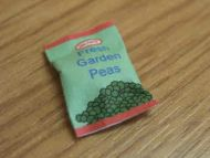 Frozen Peas packet