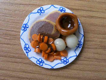 Sunday Dinner on a plate - F28