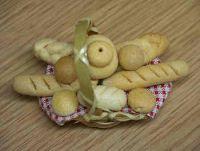 Bread Display Basket