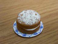 Victoria Sponge Cake  with cream - F65A