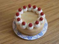 Red Cherry Cheesecake - F67