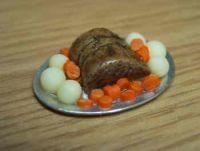 Roast Beef Joint Platter - F82