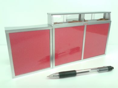 FC2R Red Fronted Chip Shop Counter