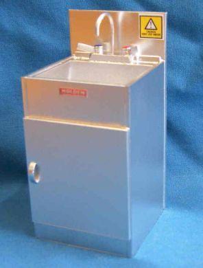 Handwash Sink with Taps