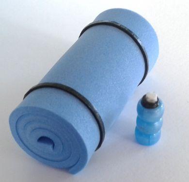 Yoga/Pilates Set - BLUE - M238
