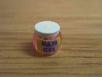 Jar of HairGel