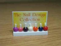 Nail Varnish Display - HD30 YELLOW