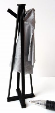 Cape Stand with GREY Cape - HD61G