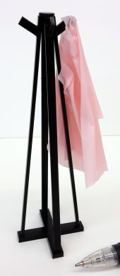 Cape Stand with PINK Cape - HD61P