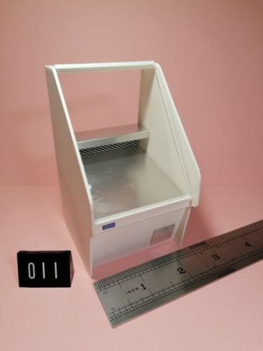 Chill Cabinet - Sloping 'glass' front - Code 011
