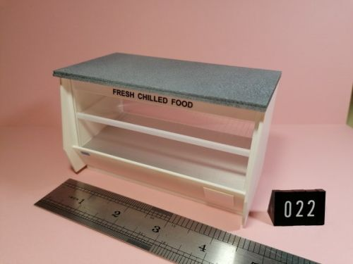 Marble Topped Chill Counter - Code 022