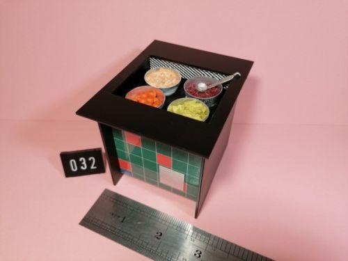 Salad Bar - 4 Bowls - Code 032