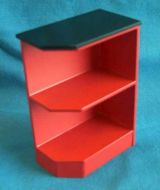 Base End Corner Shelves  right hand - KR10