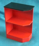 Base End Corner Shelves  left hand - KR11