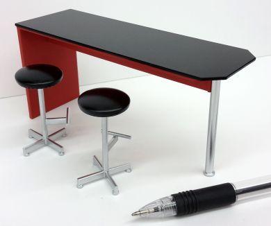 Red Breakfast Bar - KR21