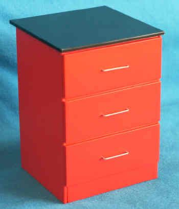 3 Drawer Base Unit - KR3