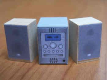 Micro Stereo System - M101