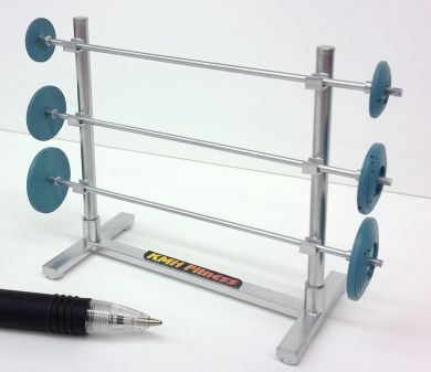 M117 Set of Bar Weights & Stand